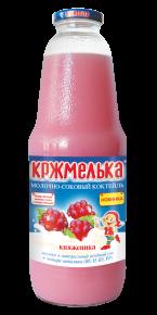 """Молочно-соковый коктейль """"Кржмелька"""" княженика, 1030 г, 6 шт"""